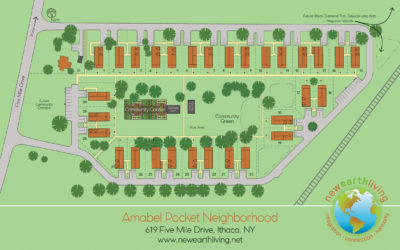 Developer of Ithaca's Aurora Pocket Neighborhood Launches New Project